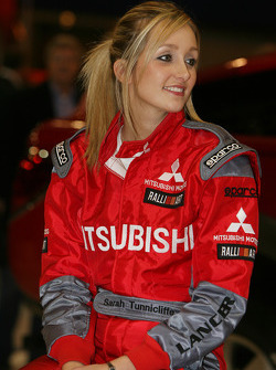 Mitsubishi girl
