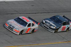 Kasey Kahne and Dale Earnhardt Jr.