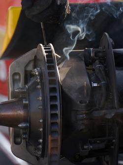 Smoking brake