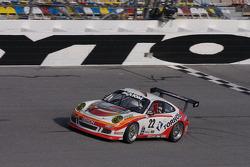 #22 Alegra Motorsports Porsche GT3 Cup: Marc Basseng, Patrick Pilet, Nathan Swartzbaugh, Carlos de Quesada