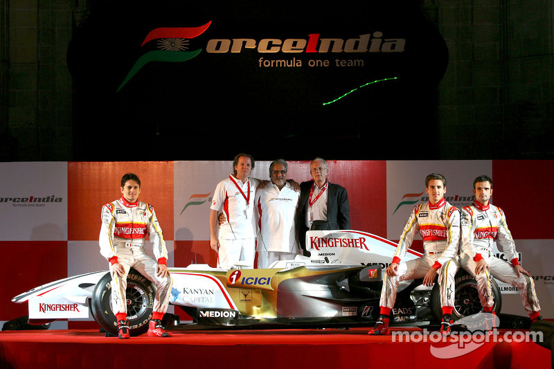 Force India (2008-2018)