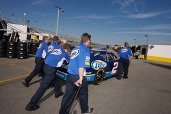 Miller Lite Dodge is pushed to tech inspection
