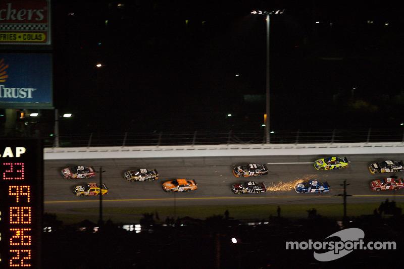 NASCAR, Daytona 2008: Reed Sorenson, Chip Ganassi, Dodge Charger