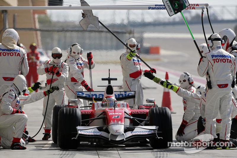 Bahreyn Şubat testi