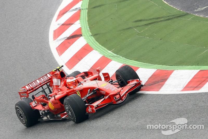 МіхаельШумахер, Ferrari