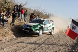 Gianluigi Galli and Giovanni Bernacchini, Stobart VK M-Sport Ford World Rally Team, Ford Focus RS WRC 2007