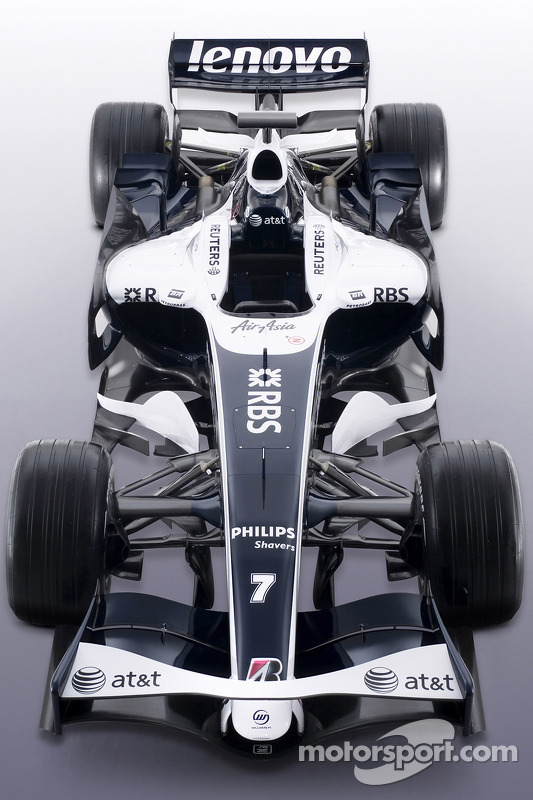 Der neue Williams FW30
