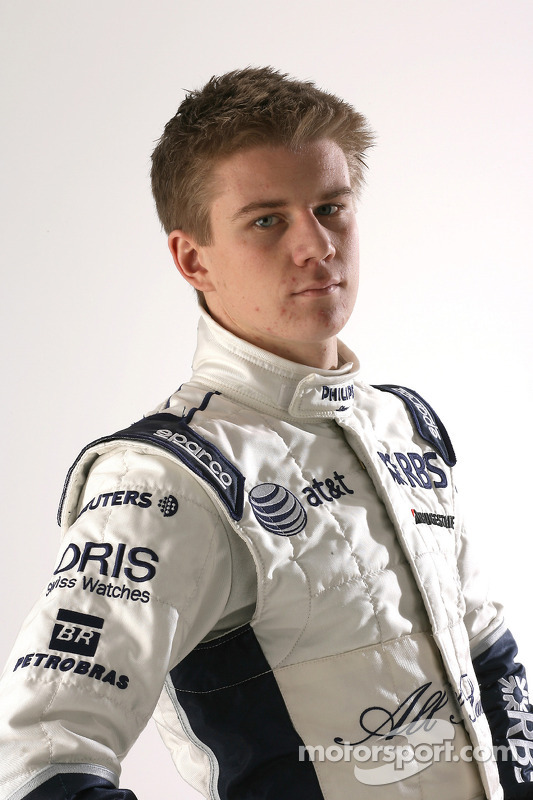 Nico Hülkenberg, Williams F1 Team