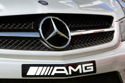 Mercedes SL63 Safety car