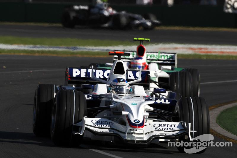 2008, Гран Прі Австралії - другий
