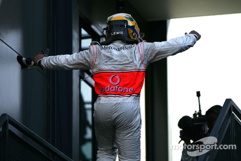5- Gran Premio de Australia 2008, McLaren