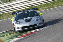 Martini Callaway Racing Corvette Z06R: Uli Martini-Berberich, Sascha Bert