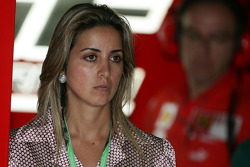 Rafaela Bassi, Wife of Felipe Massa