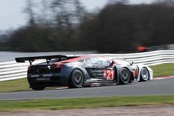 GT3 Lamborghini Gallardo: Piers Johnson and Adam Jones