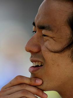 Sakon Yamamoto, Test Driver, Renault F1 Team