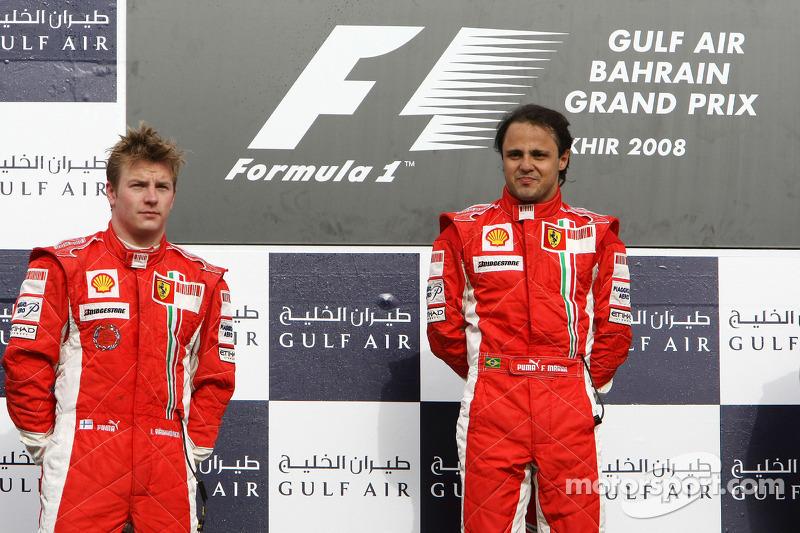El arranque más ganador de Ferrari desde 2008