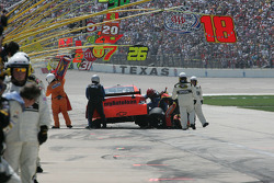 Early pit stop for John Andretti