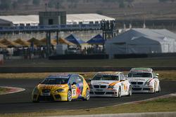 Rickard Rydell, Seat Sport, Seat Leon TDI, Felix Porteiro, BMW Team Italy-Spain, BMW 320si, Alex Zanardi, BMW Team Italy-Spain, BMW 320si, Augusto Farfus, BMW Team Germany, BMW 320si