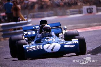 Jackie Stewart, Tyrell