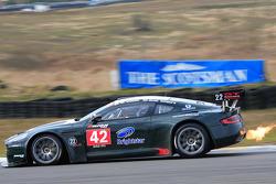 GT3 22GT Racing Aston Martin at Scotsman