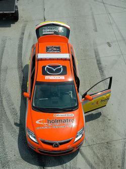 Champ Car Safety Team car