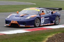 #13 JMB Racing Ferrari F430 GT3: Pascal Ballay, Mauro Casadei