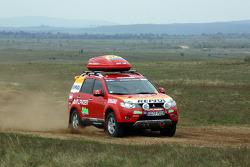 Team Repsol Mitsubishi Ralliart Mitsubishi Outlander