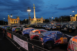 Parc Fermé on Saturday night
