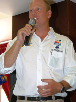Mario Dominguez and PCM announment in Mexico City: team owner Tyler Tadevic