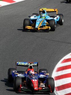 Javier Villa, Racing Engineering, Alberto Valerio, Durango