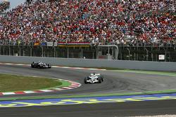 Jenson Button, Honda Racing F1 Team, Kazuki Nakajima, Williams F1 Team