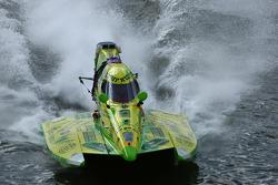 #77 Team Vallée De Seine: Jean Marc Feyt, Christoph Jarnigone, Franck Lefevre, Olivier Letellier