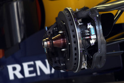 Renault F1 Team, R28 , Brake Detail