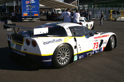 Luc Alphand Aventures, Corvette C6.R