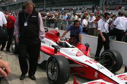 Mario Moraes to push to the qualifying line