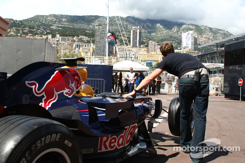 Red Bull Racing, Showcar