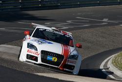 #144 Audi TT: Dierk Möller-Sonntag, Henning Klipp, Christian Gebhardt, Thorsten Unger