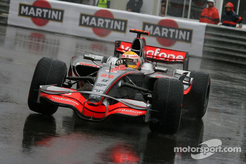 6. Гран При Монако 2008