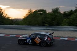 #68 BMW 130i: Willi Friedrichs, Olaf Hoppelshäuser, Thomas Frank