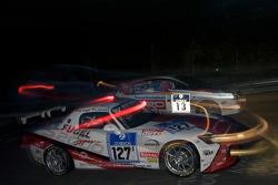 #127 Honda S2000: Markus Fugel, Steve Kirsch, Ruben Zeltner, Uwe Wächtler, #13 Osborne Motorsport Toyota Corolla: Colin Osborne, Stuart Jones, Ian Sherrin