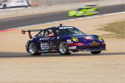 #66 TRG Porsche GT3 Cup: Ted Ballou, Bryce Miller