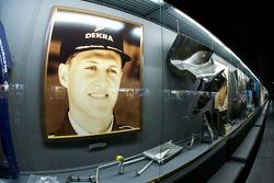 Formula One area: Michael Schumacher display