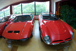 De Tomaso Pantera GTS and Iso Grifo A3L