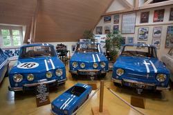 Renault R8 Gordini rally cars