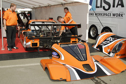 #47 Doran Racing Ford Dallara: Richard Antinucci, Burt Frisselle, Gabriele Gardel
