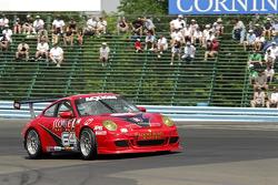 #64 TRG Porsche GT3 Cup: Jim Lowe, Jim Pace, Tim Sugden