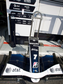 WilliamsF1 Team wing