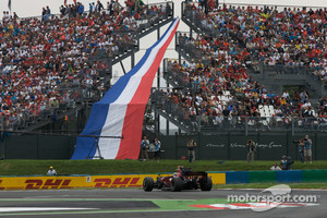 Image from the last French GP in Magny Cours.