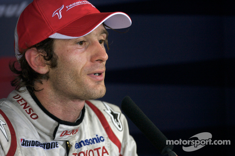 Post-race press conference: Jarno Trulli