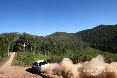 ARC ronda 3, Rally Queensland